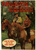 Golden Age (1938-1955):Romance, Romantic Western #2 New Hampshire pedigree (Fawcett, 1950)Condition: FN+....