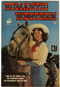 Golden Age (1938-1955):Romance, Romantic Western #3 New Hampshire pedigree (Fawcett, 1950)Condition: VF....
