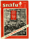 Magazines:Humor, Snafu #1 (Red Circle, 1955) Condition: VG+....