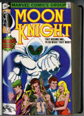Modern Age (1980-Present):Superhero, Moon Knight #1-38 Bound Volumes (Marvel, 1980-84)....