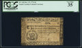 Colonial Notes:South Carolina, Fully Signed and Issued South Carolina December 23, 1776 $6 PCGSVery Fine 35.. ...