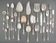 An Eighty-Nine Piece Whiting Louis XV Pattern Silver Flatware Service, New York, New York, designed 1891 Marks:... (Tota...