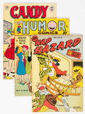 Golden Age (1938-1955):Miscellaneous, Golden to Bronze Age Miscellaneous Comics Group of 16 (Various Publishers, 1940-77).... (Total: 16 Comic Books)