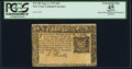 Colonial Notes:New York, New York September 2, 1775 $10 PCGS Apparent Extremely Fine 45.....