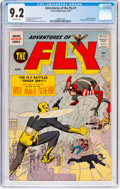 Silver Age (1956-1969):Superhero, Adventures of the Fly #1 (Archie, 1959) CGC NM- 9.2 Off-white pages....