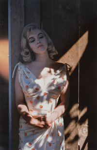 Eve Arnold (American, 1913-2012) Marilyn Monroe During the Filming of 'The Misfits', Nevada, 1960 Dy