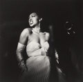 Photographs, Eve Arnold (American, 1913-2012). Josephine Baker Returns to the US After 25 Year Absence, New York City, 1950. Gelatin ...