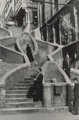 Henri Cartier-Bresson (French, 1908-2004) Camondo Steps, Galata, Istanbul, Turkey, 1964 Gelatin silver 13 x 8-3/4 inc