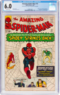 Silver Age (1956-1969):Superhero, The Amazing Spider-Man #19 (Marvel, 1964) CGC FN 6.0 Off-whitepages....