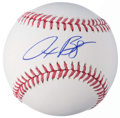 Autographs:Baseballs, Alex Bregman Single Signed Baseball....