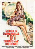 """Movie Posters:Foreign, When Girls Trumpet for Manoeuvres & Other Lot (1975). Italian 4 - Foglis (2) (55"""" X 77.5"""") Italian Release Title: Storia d... (Total: 2 Items)"""