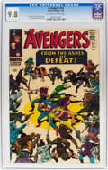 Silver Age (1956-1969):Superhero, The Avengers #24 (Marvel, 1966) CGC NM/MT 9.8 Off-white to whitepages....