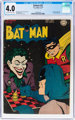 Batman #23 (DC, 1944) CGC VG 4.0 Off-white to white pages