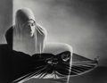 Photographs, Barbara Morgan (American, 1900-1992). Martha Graham- Lamentation (double-image), 1935. Gelatin silver, printed circa 198...