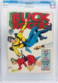 Golden Age (1938-1955):Science Fiction, Buck Rogers #2 (Eastern Color, 1941) CGC VF 8.0 Cream to off-whitepages....