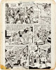 Joe Simon Boy Explorers #1 Page 29 Original Art (Harvey Comics, 1946).... (1)