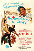 """Movie Posters:Musical, An American in Paris (MGM, 1951). One Sheet (27"""" X..."""