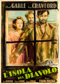 Movie Posters:Drama, Strange Cargo (MGM, 1948). First Post-War Release ...