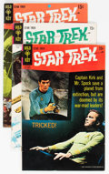 Silver Age (1956-1969):Science Fiction, Star Trek Group of 22 (Gold Key, 1967-73) Condition: Average VG....(Total: 22 )