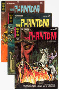 Silver Age (1956-1969):Adventure, Phantom #2-17 Group (Gold Key, 1963-66) Condition: Average VG.... (Total: 16 Comic Books)
