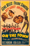 """On the Town (MGM, 1949). One Sheet (27"""" X 41""""). Musical"""