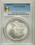 Morgan Dollars, 1890-O $1 MS64 PCGS Secure. PCGS Population: (4149/794). NGCCensus: (2948/208). CDN: $225 Whsle. Bid for problem-free NGC/...