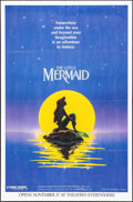 """Movie Posters:Animation, The Little Mermaid (Buena Vista, 1989). New York One Sheet (29.5"""" X 45"""") SS Advance. Animation.. ..."""
