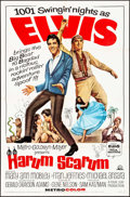 "Movie Posters:Elvis Presley, Harum Scarum (MGM, 1965). One Sheet (27"" X 41""). Elvis Presley....."