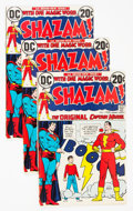 Bronze Age (1970-1979):Miscellaneous, Shazam! and Other DC Bronze Age Comics Group of 21 (DC, 1970s)Condition: Average FR.... (Total: 21 Comic Books)