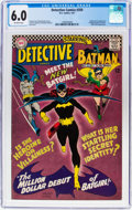 Silver Age (1956-1969):Superhero, Detective Comics #359 (DC, 1967) CGC FN 6.0 Off-white pages....