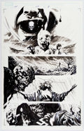 Original Comic Art:Panel Pages, Butch Guice, Stefano Gaudiano, and Rick Magyar CaptainAmerica #613 Story Page 8 Original Art (Marvel, 2011)....