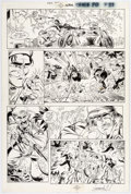 Original Comic Art:Panel Pages, Mike Golden and Armando Gil The 'Nam #2 Story Page 5Original Art (Marvel, 1987)....