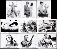 "Motor Psycho! (Eve Productions, 1965). Overall: Very Fine. Photos (17) (8"" X 10""). Exploitation. ... (Total: 1..."