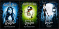 "Movie Posters:Animation, Corpse Bride (Warner Brothers, 2005). Mini Posters (3) (11.5"" X 17"") SS Advance. Animation.. ... (Total: 3 Items)"