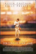 "Movie Posters:Sports, For Love of the Game & Other Lot (Universal, 1999). One Sheets (2) (26.75"" X 39.75"" & 27"" X 40""). Sports.. ... (Total: 2 Items)"