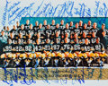 Football Collectibles:Photos, 1966 Green Bay Packers Team Signed Photograph (Reunion). ...