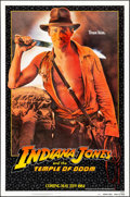 """Movie Posters:Adventure, Indiana Jones and the Temple of Doom (Paramount, 1984). One Sheet (27"""" X 41"""") Teaser, """"Trust Him"""" Style. Adventure.. ..."""