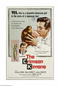 "Movie Posters:Mystery, The Crimson Kimono (Columbia, 1959). One Sheet (27"" X 41""). This isa vintage, theater-used poster for this mystery thriller..."