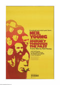 """Movie Posters:Documentary, Journey Through the Past (New Line Cinema, 1974). One Sheet (27"""" X 41""""). This is a vintage, theater-used poster for this mus..."""