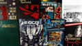 Books:Hardcover, Hard Cover Art Books Group of 8 (Various Publishers).... (Total: 8 Items)
