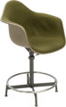 Charles Eames (American, 1907-1978) and Ray Kaiser Eames (American, 1912-1988) Drafting Stool EC 118, designed 1970, He...