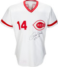 Baseball Collectibles:Uniforms, 1978 Pete Rose Game Worn & Signed Cincinnati Reds Uniform. ...
