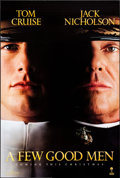 """Movie Posters:Drama, A Few Good Men & Other Lot (Columbia, 1992). One Sheets (2) (27"""" X 40"""") Advance. Drama.. ... (Total: 2 Items)"""