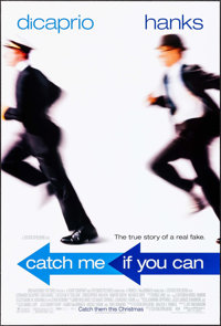 """Catch Me If You Can & Others Lot (DreamWorks, 2002). One Sheets (4) (27"""" X 40"""" & 27"""" X 41"""")..."""