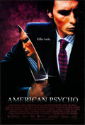 """Movie Posters:Horror, American Psycho & Others Lot (Lions Gate, 2000). Rolled, Very Fine. One Sheets (3) (27"""" X 40"""" & 27"""" X 40.5"""") SS. Horror.. ... (Total: 3 Items)"""