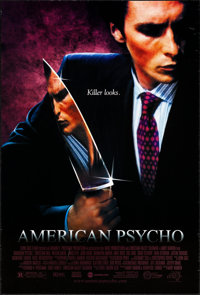 "American Psycho & Others Lot (Lions Gate, 2000). Rolled, Very Fine. One Sheets (3) (27"" X 40"" & 27&quo..."