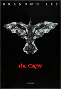 "Movie Posters:Action, The Crow (Miramax, 1994). One Sheet (27"" X 40"") SS Teaser. Action.. ..."