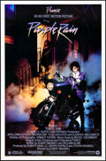 """Movie Posters:Rock and Roll, Purple Rain (Warner Brothers, 1984). One Sheet (27"""" X 41""""). Rock and Roll.. ..."""