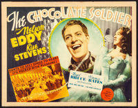 "The Chocolate Soldier (MGM, 1941). Title Lobby Card (11"" X 14""). Musical"