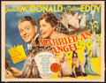 """Movie Posters:Musical, I Married an Angel (MGM, 1942). Title Lobby Card (11"""" X 14""""). Musical.. ..."""